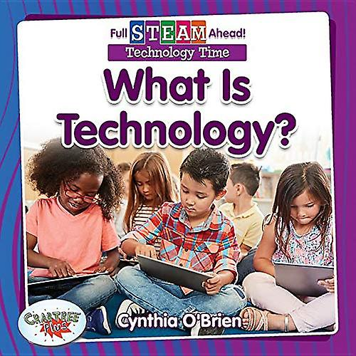 What Is Technology? (Full Steam Ahead! - Technology Time)