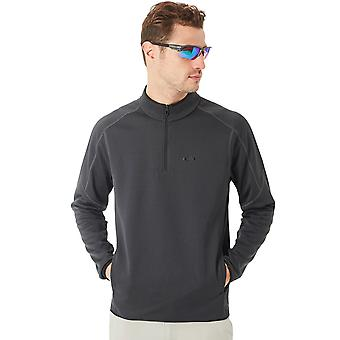 Oakley Mens Prime 1/4 Zip Sweater Pullover