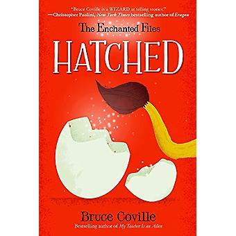 Hatched by Bruce Coville - 9780606404839 Book