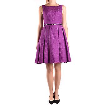 Spago Donna Ezbc300005 Women's Fuchsia Polyester Dress