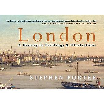 London - eine Geschichte in Bildern & Illustrationen von Stephen Porter - 97