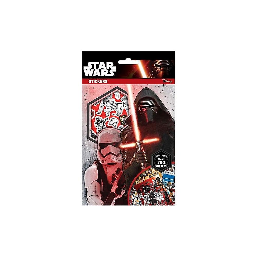 Star Wars 700 klister märken
