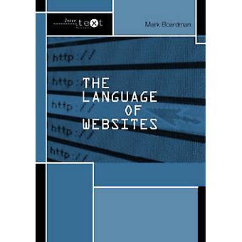 Lingua dei siti web di Mark Boardman