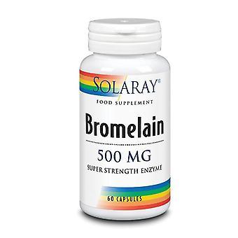 سولاراي بروميلين 500 ملغ كبسولات 60 (14060)