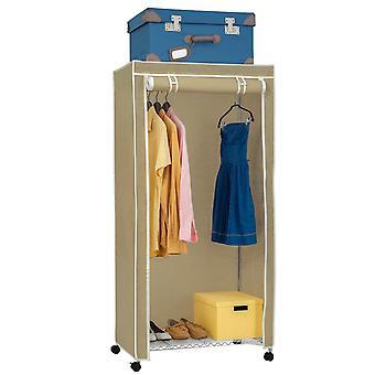 Tatkraft, Buffalo Beige - Clothing rack with coverage