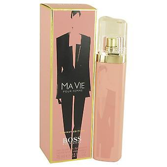 Boss ma vie eau de parfum spray (Runway edition) von hugo boss 538601 75 ml