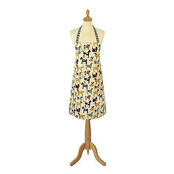 Ulster Weavers Home Kitchen Aprons For Cooking Baking Arts & Craft With Adjutsable Necks Cotton PVC Oil Cloth - Various Designs