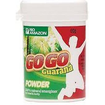 Rio Amazon, GoGo Guarana pulver, 50g