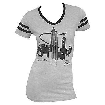 Fabeldieren Macusa dames T-shirt