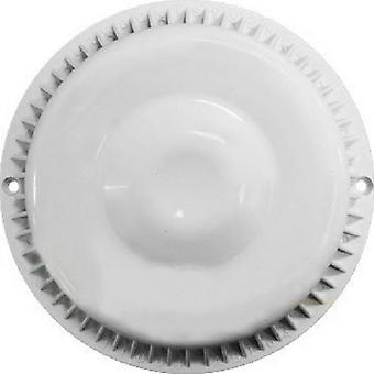 "Afras 11064W 7.37"" Anti Vortex Drain Cover - White"