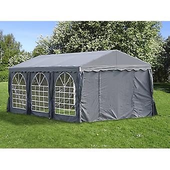 Partytent UNICO 3x6m, Donkergrij