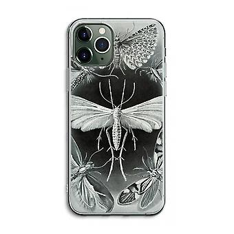iPhone 11 Pro Max Transparent Case (Soft) - Haeckel Tineida