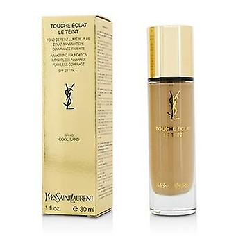 Yves Saint Laurent Touche Eclat Le Teint Awakening Foundation Spf22 - #br40 Cool Sand - 30ml/1oz
