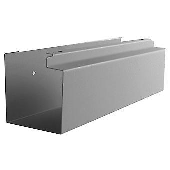 RADIUS-krant rollen zilveren vierkante Letterman - 505 L zilver