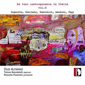 Duo Alterno - Contemporary Voice in Italy 6 [CD] USA import