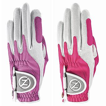 Zero Friction Womens 2019 Synth linke Hand Kompression Golf Handschuhe