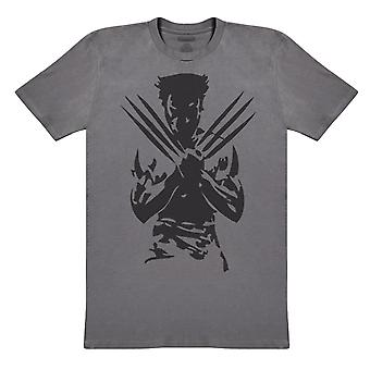 Wolverine-mens T-shirt