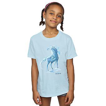 Disney Girls Frozen 2 Nokk The Water Spirit T-Shirt