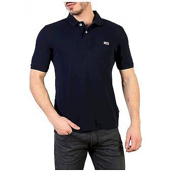 Napapijri-kleding-Polo-N0YHDX176-heren-midnightblue-S