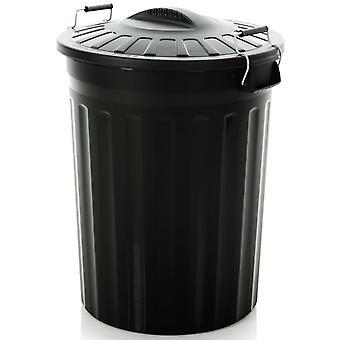 Strata 80 Liter Kunststoffbehälter mit Clip auf Deckel
