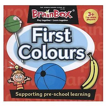 BrainBox First Colours Pre School Game