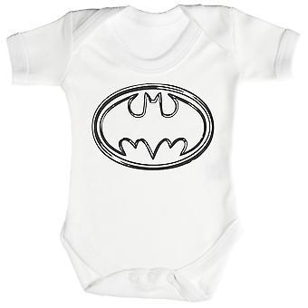 Bat Man Baby Bodysuit / Babygrow