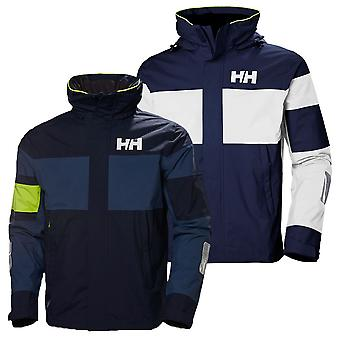 Helly Hansen mens 2019 zout licht Hooded waterdichte jas