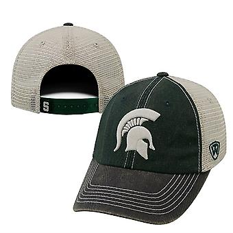 Michigan State Spartans NCAA TOW Off Road Snapback Hut