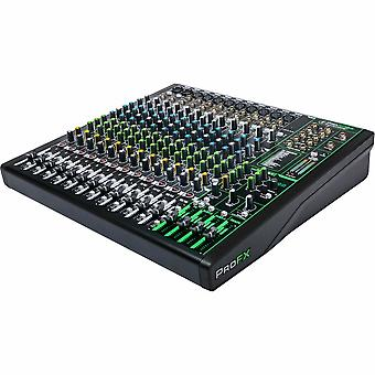 Mackie Profx16v3 Professional Effects Mixer With Usb