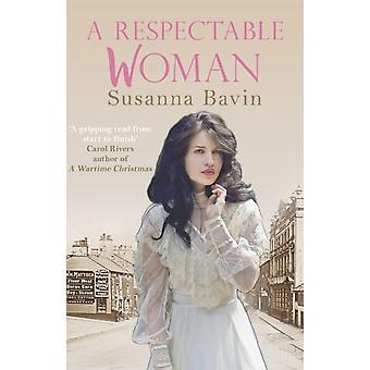 Respectable Woman by Susanna Bavin
