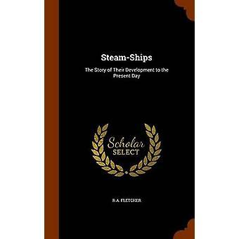 R a Fletcher tarafından steamships
