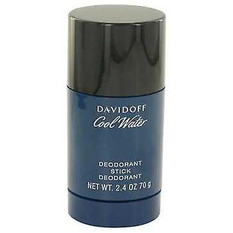 Koldt vand af Davidoff Deodorant Stick 2,5 oz (mænd) V728-402069