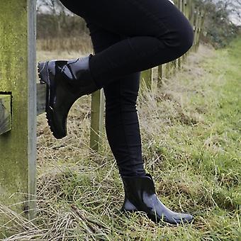 Chiens de boue Paola Dames Chien Walking Boots Noir