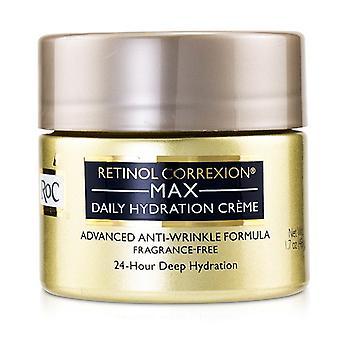 Roc Retinol Correxion Max Daily Hydration Creme (fragrance Free) - 48g/1.7oz