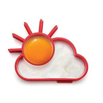 Sunnyside Egg Shaper - Sunshine and Cloud Fried Egg Shaper