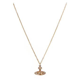 Vivienne Westwood Jewellery Pina Small Bas Relief Pendant