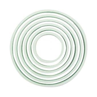 PME 6 kpl ympyrä pyöreä leikkuri asettaa