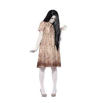 Böser Geist Kostüm Erwachsene grau