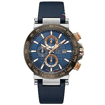 Gc Guess Collection Y37010g7mf Urban Code Men's Watch 45 Mm