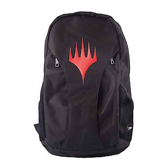 Magic The Gathering Backpack Bag 3D Embroidery Logo new Official Black
