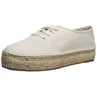 Nine West Womens Gingerbred Canvas Closed Toe Oxfords
