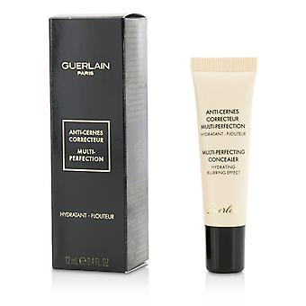 Multi perfecting concealer (hydrating blurring effect)   # 04 medium cool 12ml/0.4oz