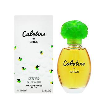 Gres Cabotine Eau de toilette spray 100 ml