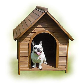 Ica Small Wooden Hut (Dogs , Kennels & Dog Flaps , Kennels)
