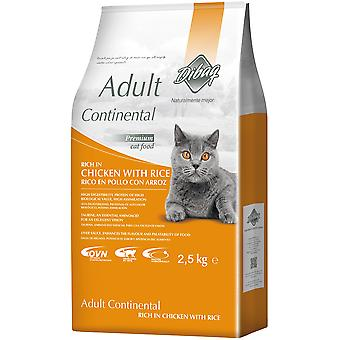 Dibaq I Think for Cats Dnm Continental Chicken and Rice (Cats , Food , I Think)