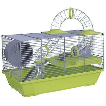 Voltrega Grey Russian Hamster Cage 138 (Small pets , Cages and Parks)