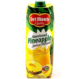 Del Monte Pineapple Nectar -( 960 Ml X 1 Pack )