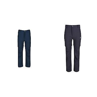 Regatta Childrens/Kids Hikefell Stretch Zip Off Trousers