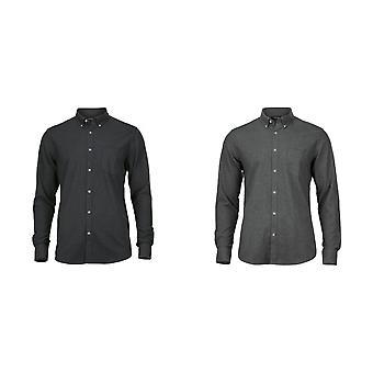 Nimbus Mens Calverton Luxury Flannel Shirt