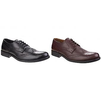 Fleet & Foster Mens Tom Lace Shoes